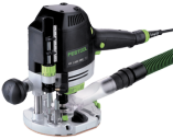 Festool overfræser 1400W OF 1400 EBQ-PLUS 230V 574341