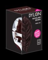 Dylon maskinfarve (woodland brown) All-in-1