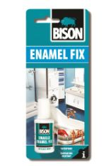 Bison flydende emalje, til reparation. 20 ml.