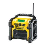 Dewalt Radio DCR019 med FM/AM 10,8 -18V XR (slide In)