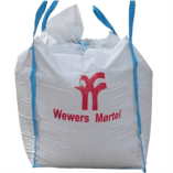 Wewers strandsand 500ltr 0-2mm big bag NB. Levering kun Sjælland