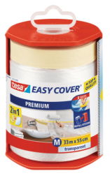 Afdækning Tesa easy cover m dispenser