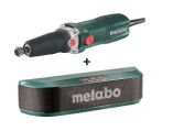 Metabo Ligesliber GE 710 Plus inkl. Metabo bluetooth højtaler