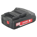 Metabo 18V batteri 2,0 Ah