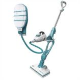 Black & Decker Steam mop 15-i-1 med Steambuster og SteaMitt FSMH13151SM