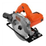 Black+Decker rundsav 190/66 mm 1250 Watt CS1250L