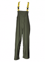 Elka overalls dry zone oliven str. XL 29900