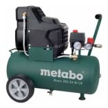 Metabo kompressor Basic 250-24 W OF, 8 bar, 2 HK