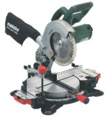 Metabo kapsav KS 216 M lasercut, 1350 Watt
